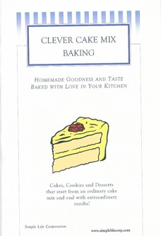 Clever Cake Mix Baking