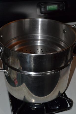 Double Boiler Pan